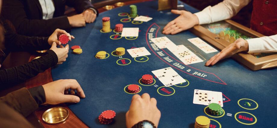 Accessoires de poker